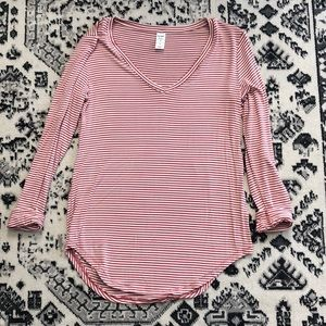 Size small old navy striped top